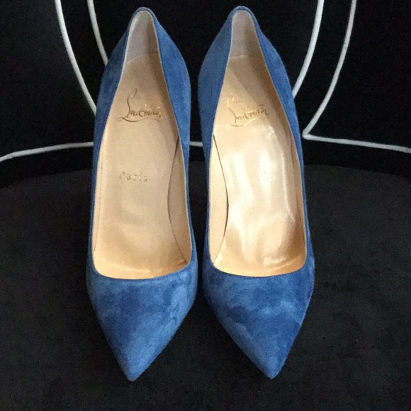 a252250d7542 Christian Louboutin Shoes - So Kate Suede Pumps